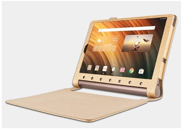 все цены на  Leather Case For Lenovo YOGA Tab3 Pro Case Cover Luxury 10.1