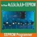 Baseband IC Chip de Memoria EEPROM de Lectura y Escritura de IMEI Reparación de Copia placa madre de la máquina herramienta para iphone 4s 5 5c 5s 6 Plus