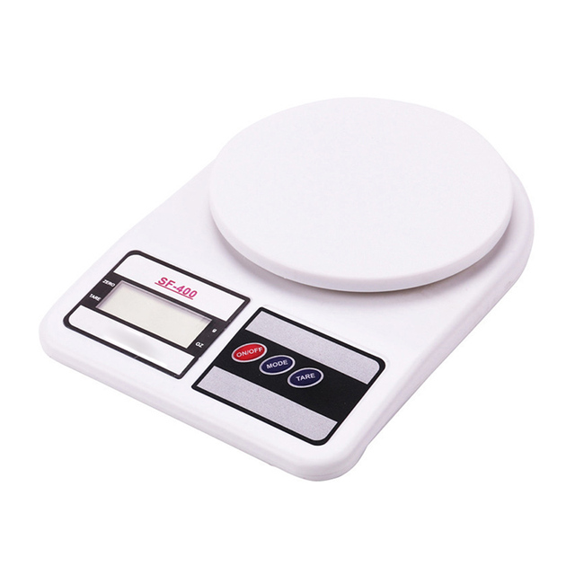 10kg 1g Sf 400 Digital Lcd Display Kitchen Electronic Scales For Postal Parcel Food