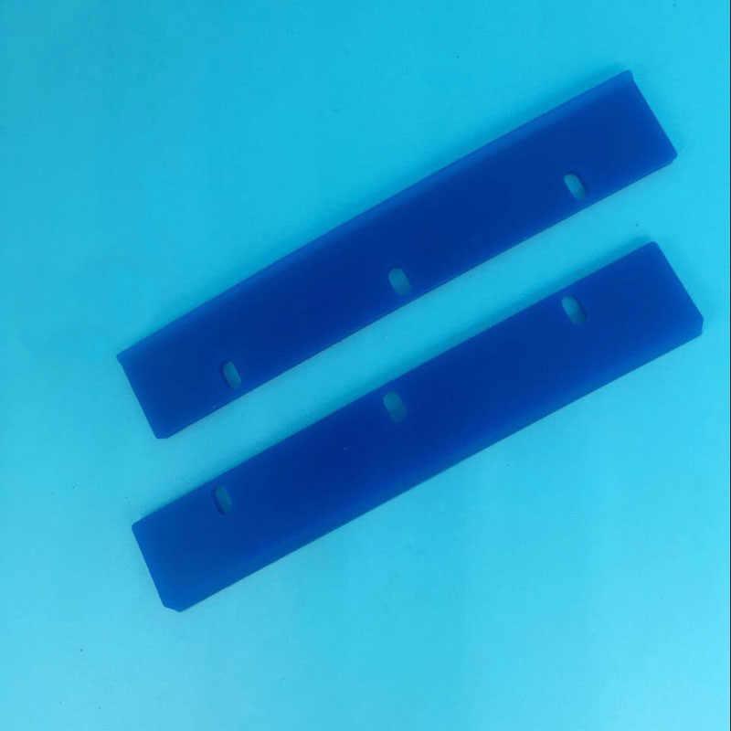 5 Pcs/lot Yang Starjet Karet Wiper DX7 Printhead Wiper Blade untuk UV Flatbed Printer Dua Kepala DX5 DX7 5113 Kepala cleaner Wiper 12 Cm