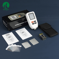 Brnad New TC 100 Thickness Gauge Paint Coating Digital Car Paint Thickness Meter Black/White