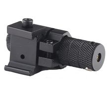 все цены на Tactical Red Dot Laser Sight Scope Mount 22mm Picatinny Rail Mount + 2x Hex Wrench Handgun Pistol Hunting lunette chasse caza онлайн