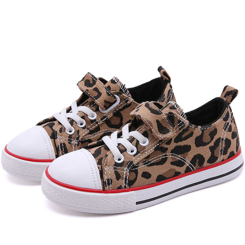 Bakkotie 2019 אביב תינוק בנות חדש נמר ורוד רך בד נעלי קיץ ילד לנשימה נעלי ספורט ילדי אופנה נעליים יומיומיות