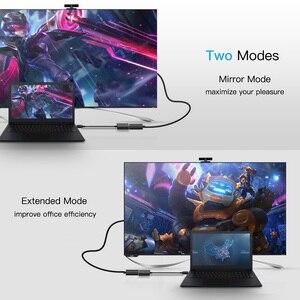 Image 3 - USB 3.0 do konwertera HDMI USB3.0 za pośrednictwem przejściówki HDMI wielu wyświetlacz kabel HDMI kabel wideo do PC Notebook żarówka jak HDTV 1080P