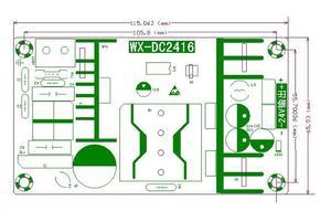 Image 5 - AC DC Netzteil Modul AC 100 240 V zu DC 24 V 9A Power Supply Board für 100 W 150 W Power verstärker board power versorgung