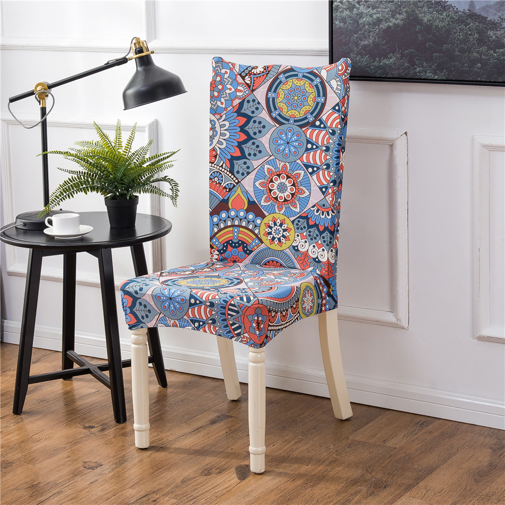 Fashion Home Kitchen Dining Chair Cover Good Quality