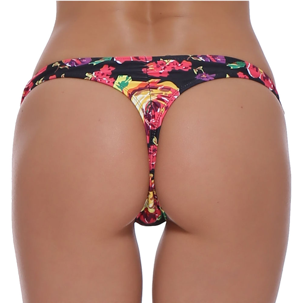 TOKITIND Sexy Swimwear Women Bikini Briefs Knickers G-string Thongs Panties Bathing Suit 2019 Beachwear Swimsuit Bottoms Tanga