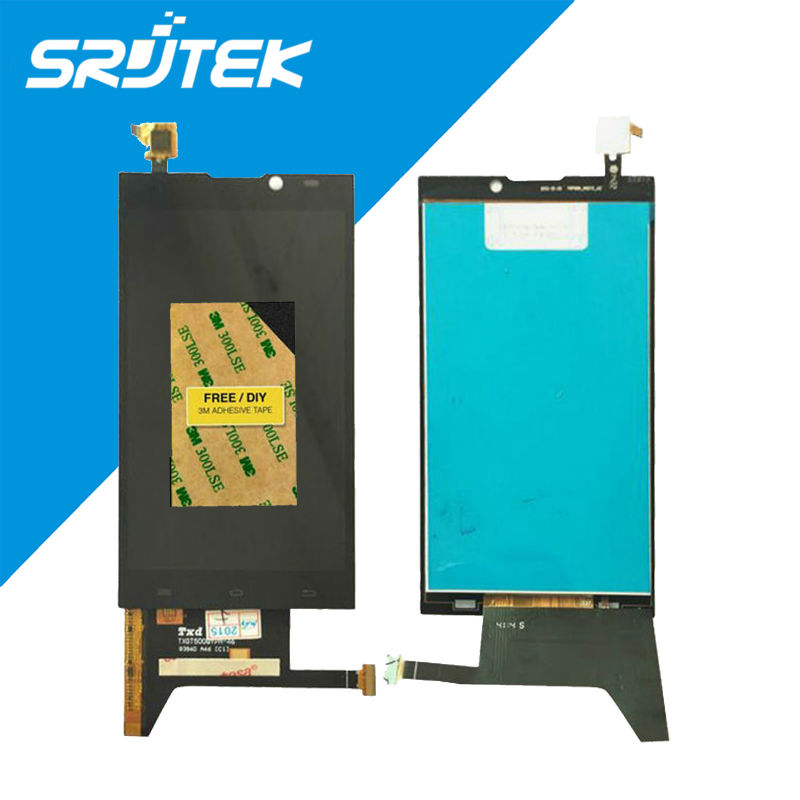 ФОТО Original Archos 50b OXYGEN LCD and Touch Screen Assembly perfect replacement for Archos 50b OXYGEN