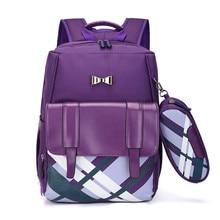 Schultaschen für Jungen Mädchen Kinder Rucksäcke Grundschüler Rucksack Wasserdichte Schultasche Kinder Mochila Infantil Zip