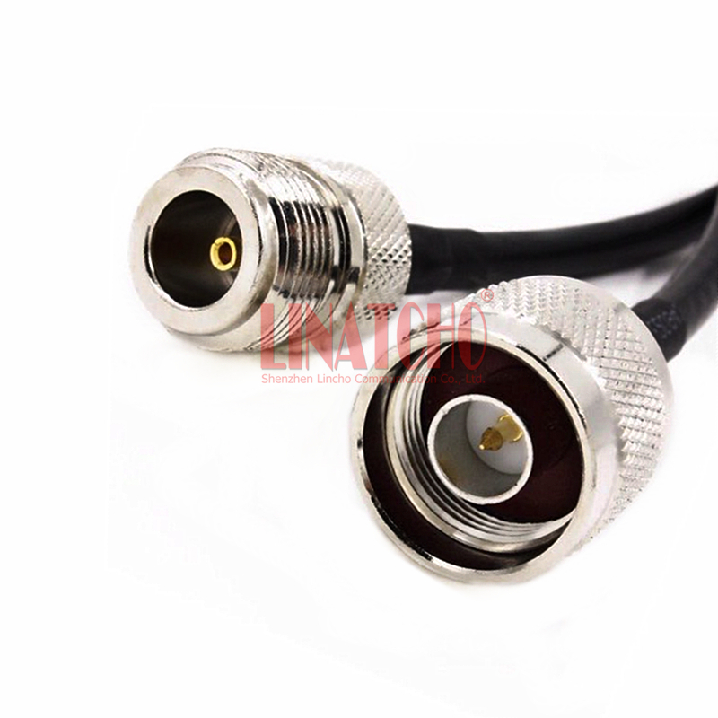 5 meters 50 ohm coaxial SYWV 50 5 outdoor antenna extension cable N ...