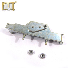Mato rear panel metal lifting jack for Heng Long 3818-1 1/16 1:16 RC Germany Tiger 1 tank