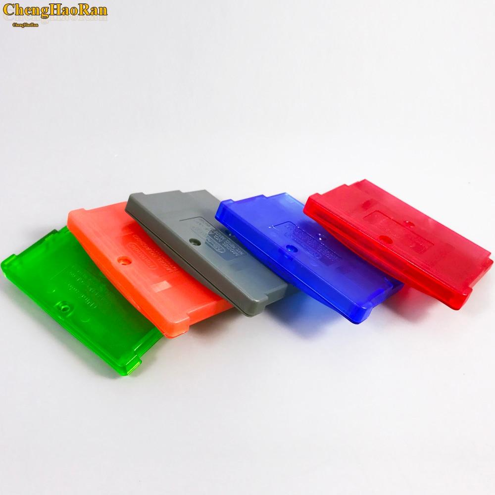 Image 3 - ChengHaoRan 5 цветов доступны 1 шт Для nintendo GBA, GBA SP, GBM, NDS игры кассета основа коробка для карточных игр держатель для карт-in Сменные детали и аксессуары from Бытовая электроника