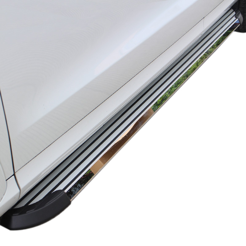 Side step running board side bar for AUDI  Q5L To Q2L Q3 Q5 Q7, high quality, heavy duty