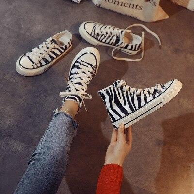 Motif Zèbre 2019 Chaussures Femmes Nouveau Sauvages 2 Design Tendance 1 Sac Haut Kelly Dames dessus De Mode 3 tsrhQdCxB
