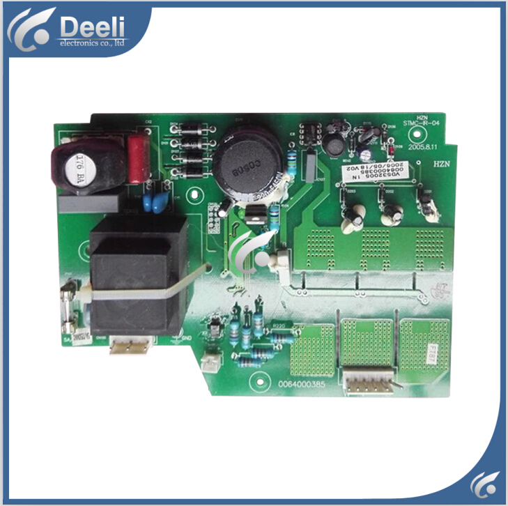 95% new Original good working for Haier refrigerator 0064000385 computer board variable frequency drive board motherboard  95% new for haier refrigerator computer board circuit board 0064000385 driver board good working set