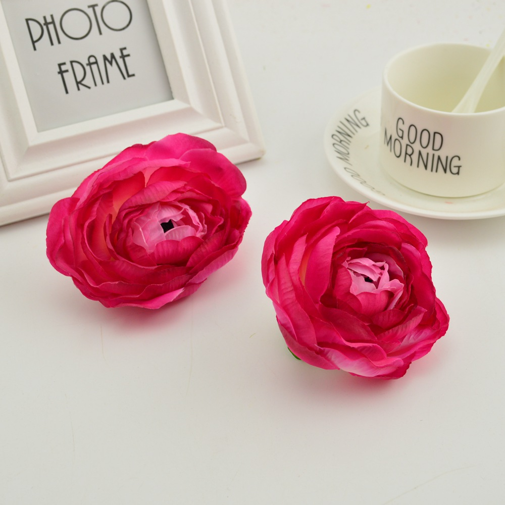 5pcs quality fake flower bridal bouquet cheap artificial for wedding 5pcs quality fake flower bridal bouquet cheap artificial for wedding flower wall decoration diy wreaths make door hat silk peony in artificial dried izmirmasajfo Image collections