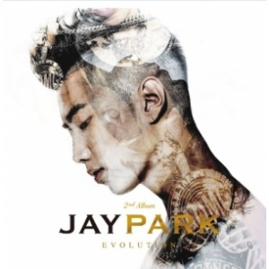 JAY PARK PARK JAEBEOM 2ND ALBUM VOL 2 - EVOLUTION KPOP ALBUM JAY PARK ALBUM