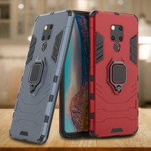 For Huawei Mate 20 Pro Case Magnetic Ring Cover For Huawei Mate 20 P20 Lite Pro Nova 3 3i Y9 Case on For Honor 8X Max Note 10 7A(China)