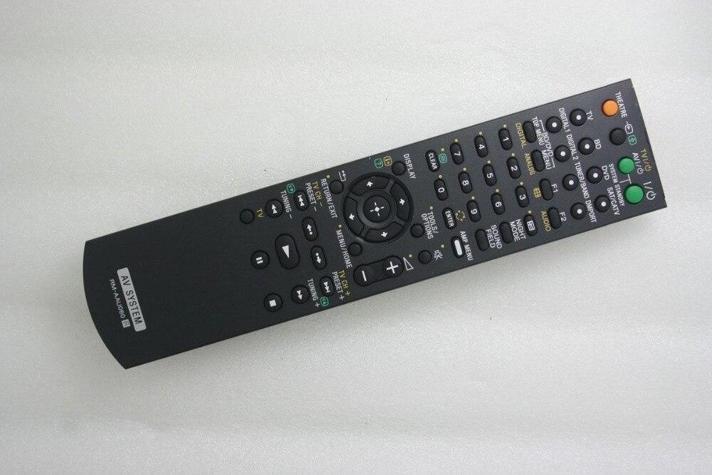 Wholesale New Remote Control For Sony STR-K7100 STR-DE595 STR-DE995 STR-DB790 A/V AV Receiver SMART TV электронная книга sony prs 600 библиотека 7100 книг