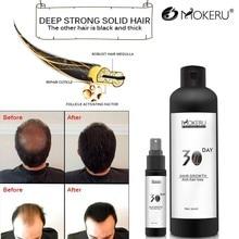 Professional Organic Hair Growth Oil Liquid Spray Hair Regro