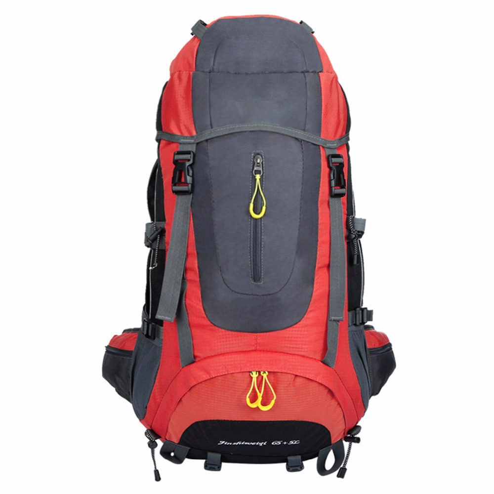 Mountaineering Backpack Orange