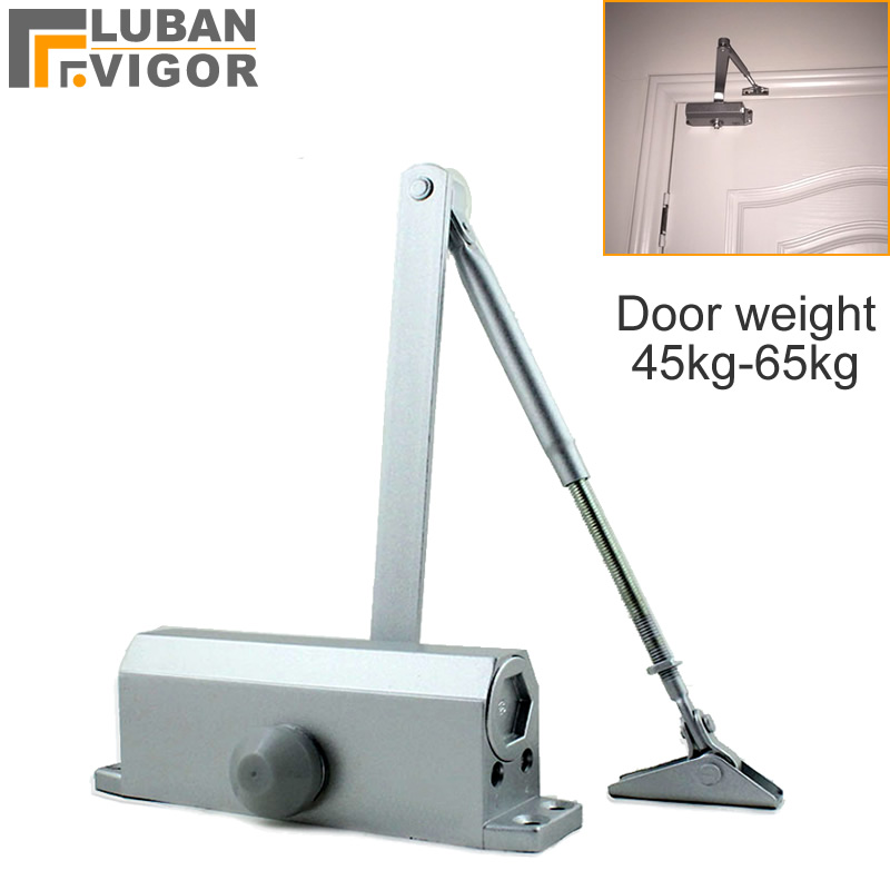 High quality Hydraulic Buffer Door Closer,For 45kg-65kg door,90 degrees positioning,easy to install,protect door, Door Hardware
