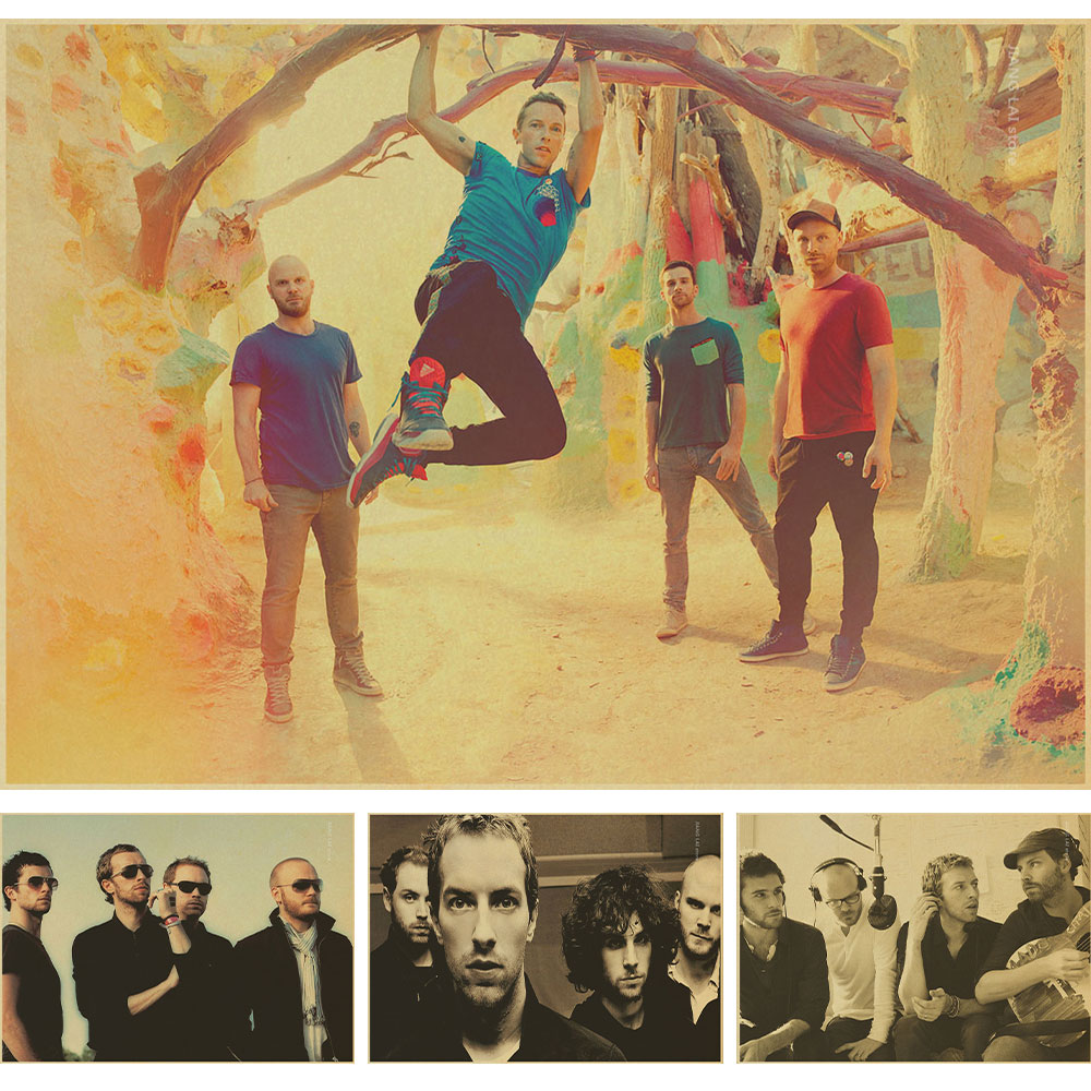 Buy coldplay wall art and get free shipping on AliExpress.com