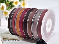 YOFAY2 1/4 57mm Solid Grosgrain Ribbon Gift Hairpin Wedding Party Flower Packing Accessory 196 Color for your choice 100yard