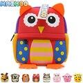 MAIHOO Neoprene waterproof cartoon kid backpack schoolbag Children gift kindergarten boy girl baby student bag lovely Mochila