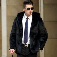 הנמכר ביותר בסגנון איטליה יוקרה פרווה אמיתית זכר מעילי מוצרי הלבשה תחתונה, 100/100 מעילי פרווה אמיתי מעילי פרווה לגברים חורף זכר
