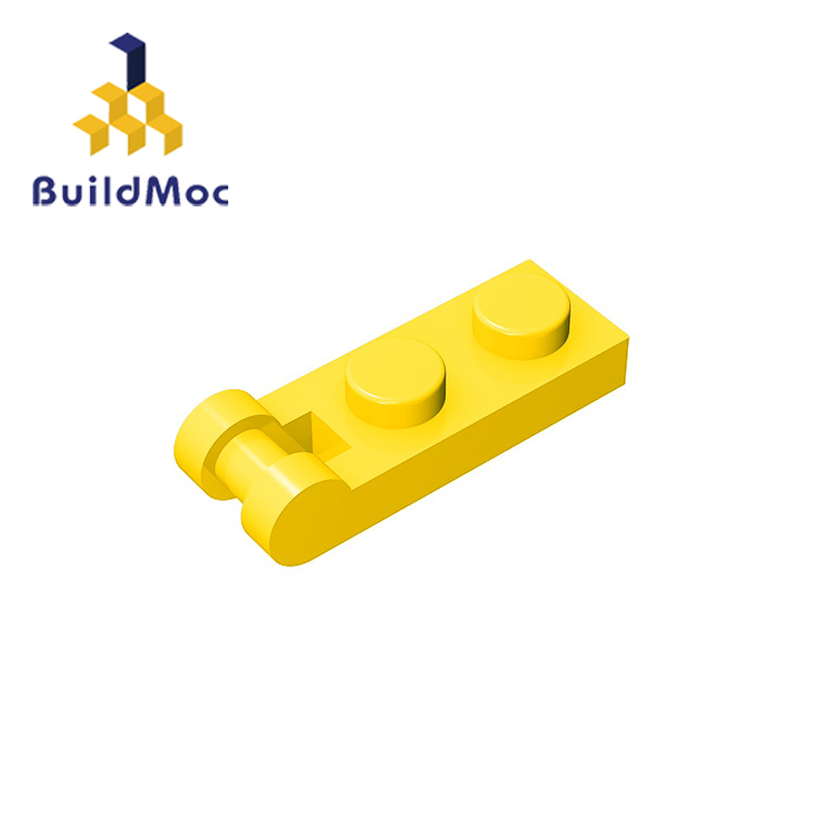 BuildMOC 60478 1x2 For Building Blocks Parts DIY LOGO Educational Creative Gift Toys