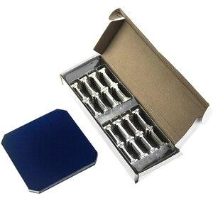 Image 5 - ALLMEJORES Conector de cable solar para tabletas, tiras de soldadura, película delgada, panel Solar Flexible, 30 Uds.