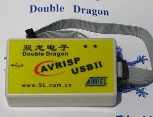 AVR/SL-USBISP II/AVR USB ISP Downloader JTAG Download Line