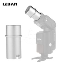 Godox AD S15 Flash Lamp Tube Bulb Metal Protector Cover for Godox Witstro AD200 AD360II AD360 AD180 Bare Bulb Cover Flash Access