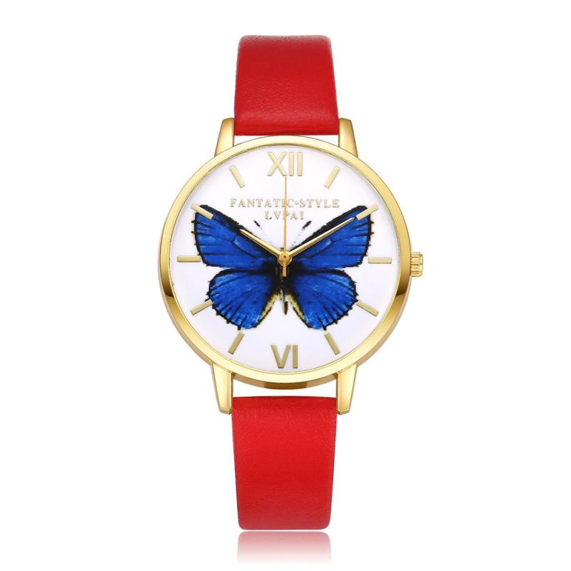 LVPAI Γυναίκες WristWatch Χρυσή μόδα - Γυναικεία ρολόγια - Φωτογραφία 4