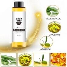Thirty ml Beard Care Oil Nourishes Soft And Strong Spray Beard Organic Beard Oil Hair Enhance Beard Growth For Growth Men