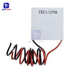TEC1-12706 TEC112706 الحرارة بالوعة الحرارية مسند تبريد للاب توب مدمج به مكبر صوت وسادة بلتيير لوحة وحدة DC12V 60 واط