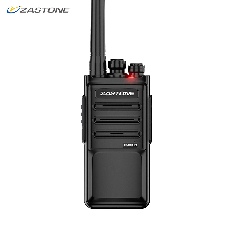 5W Portable Walkie Talkie Mini Radio UHF 400-470MHz 16CH 1500mah Radio Communicator Telsiz CB Radio ZT99 Same As Zastone X6