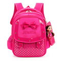 Children School Bags For Girls School Portfolio Kids Satchel Waterproof Orthopedic Backpack Mochila Escolar With Pencil Bag Doll