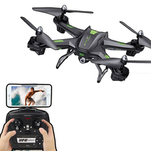 New remote control helicopter drone camera HD 720P WIFI FPV remote drone professional collapsible Quadcopter