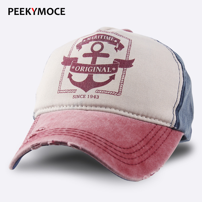 fashion baseball cap cotton snapback adult hat women