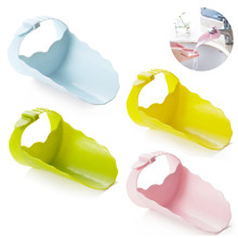 New Kids Adjustable Baby Shower Product Silicone Water Tap C