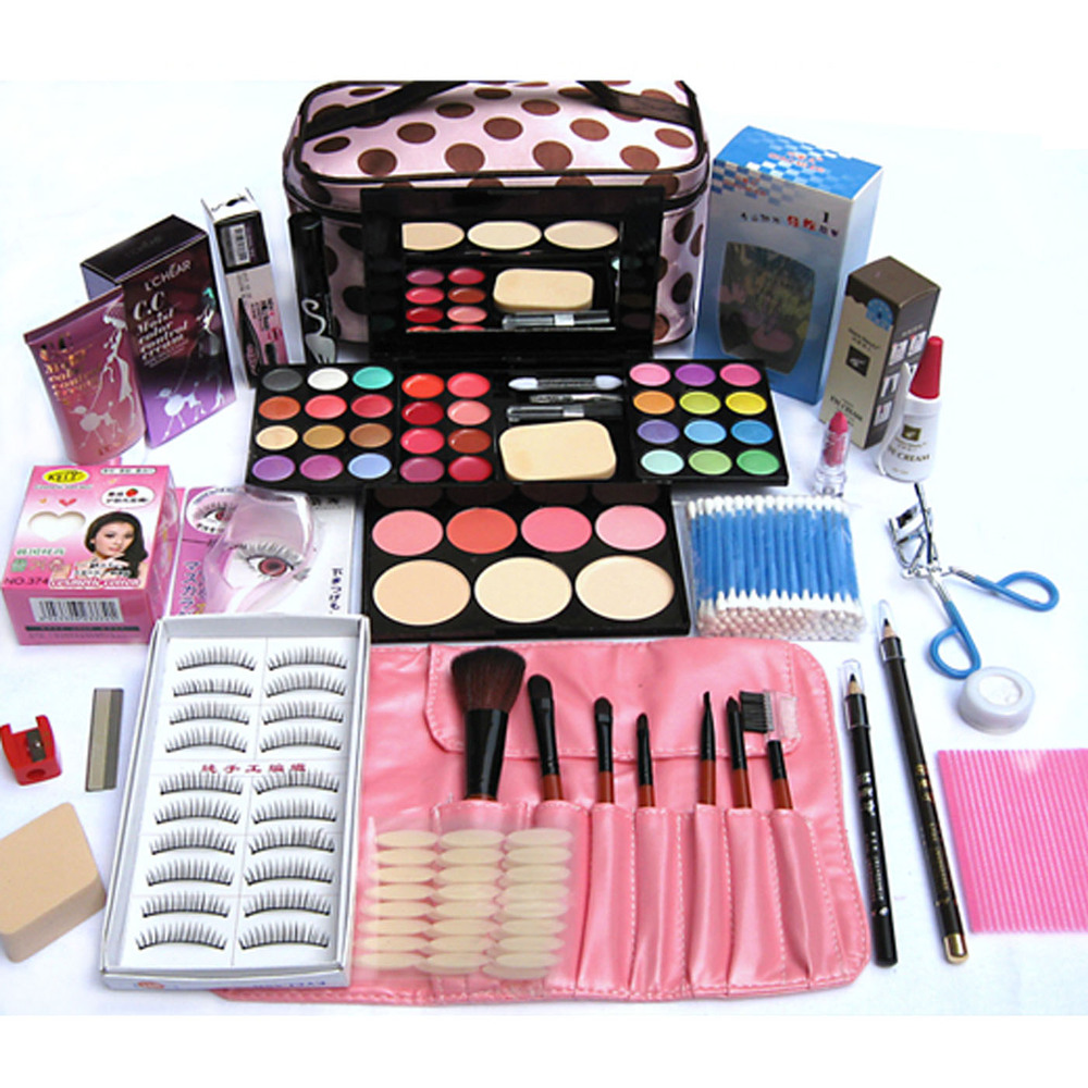 Makeup kit box