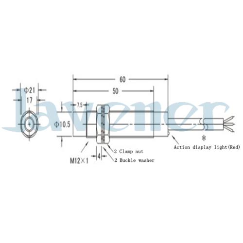 npn prox switch wiring diagram all wiring diagram Prox Wiring lja12m 5n2 5p1 5p2 m12 3 wires npn pnp dc6 36v no nc proximity 3 wire proximity switch wiring diagram red black brown npn prox switch wiring diagram