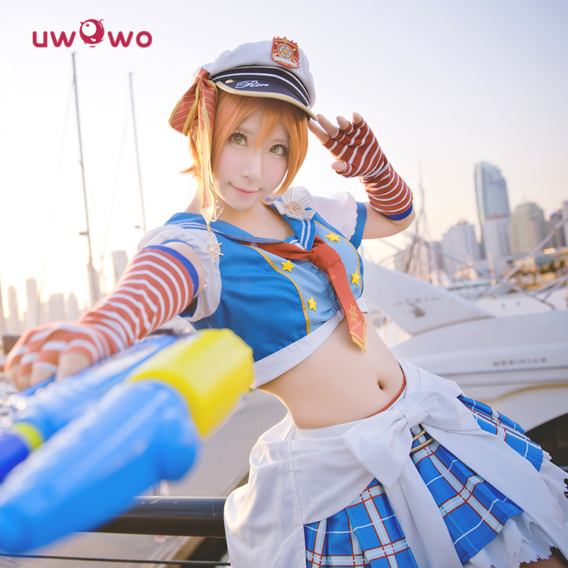 Love live rin cosplay