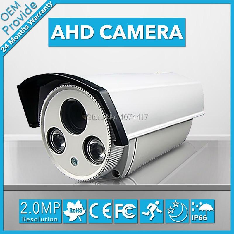 FL-AHD2200KH 2 Big Led Light 2.0 MP AHD Camera CMOS 1080P High Definition AHD Waterproof CCTV System Good night vision 2016 economic cmos 2 0 megapixel 1080p vandalproof waterproof ahd dome cctv camera system