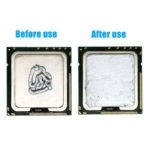 Image 5 - 고성능 GD900 회색 열 전도성 그리스 붙여 넣기 실리콘 석고 방열판 화합물 순 중량 7 그램 SY7 용
