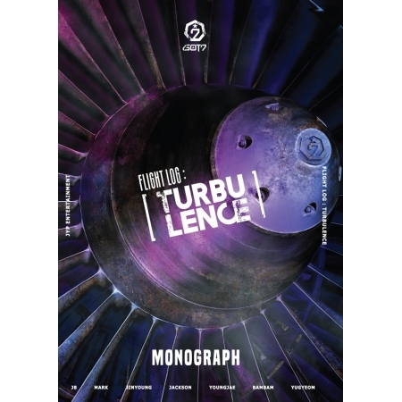 GOT7 - FLIGHT LOG: TURBULENCE MONOGRAPH Release Date 2017.02.24 sports law in russia monograph