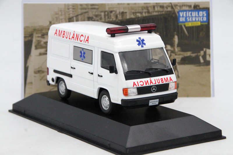IXO alтая 1:43 весы Merc des B z MB 180 Ambulancia игрушки автомобиль литье под давлением модели Ограниченная серия Коллекция