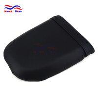 Motorcycle Rear Passenger Leather Cushion Pillion Seat For SUZUKI GSXR1000 GSX1000R GSXR 1000 2003 2004 2003-2004 03 04 New